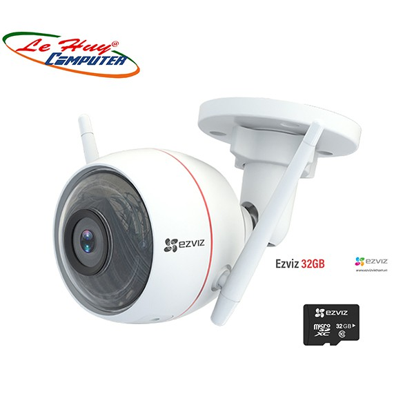 Camera IP Wifi ngoài trời EZVIZ CS-CV310 720P 1.0MP Tặng thẻ 32g - 23064055 , 2212228292 , 322_2212228292 , 1155000 , Camera-IP-Wifi-ngoai-troi-EZVIZ-CS-CV310-720P-1.0MP-Tang-the-32g-322_2212228292 , shopee.vn , Camera IP Wifi ngoài trời EZVIZ CS-CV310 720P 1.0MP Tặng thẻ 32g