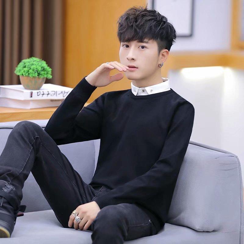 เสื้อกันหนาวชายแนวเกาหลี 2019