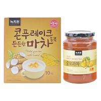Combo Trà Mộc Qua Mật Ong Nokchawon Honey Quince Tea (580g) + Bột Ngũ Cốc Bắp Khoai Mài Nokchawon (1 - 2522704 , 797303387 , 322_797303387 , 250000 , Combo-Tra-Moc-Qua-Mat-Ong-Nokchawon-Honey-Quince-Tea-580g-Bot-Ngu-Coc-Bap-Khoai-Mai-Nokchawon-1-322_797303387 , shopee.vn , Combo Trà Mộc Qua Mật Ong Nokchawon Honey Quince Tea (580g) + Bột Ngũ Cốc Bắp Khoai