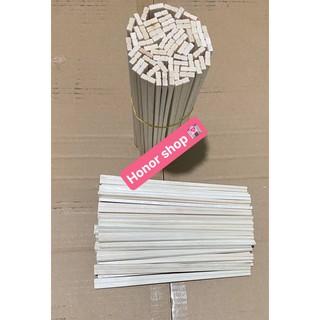 Set 100 đôi đũa gỗ trần dùng một lần xuất khẩu Nhật
