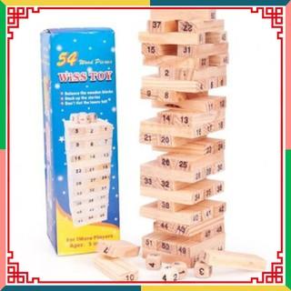 Bộ đồ chơi rút gỗ Wiss Toy *Giá Rẻ*