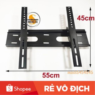 Giá treo TV - Kệ treo tivi - Giá đỡ tivi xoay góc nghiêng cao cấp Cỡ Lớn ( 24 - 65 inch )