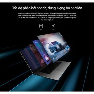 Hình ảnh [Mã ELHWSEP giảm 5% đơn 3TR] Máy Tính Xách Tay Huawei Matebook D15 (8GB/256GB)   Màn Hình Fullview-6