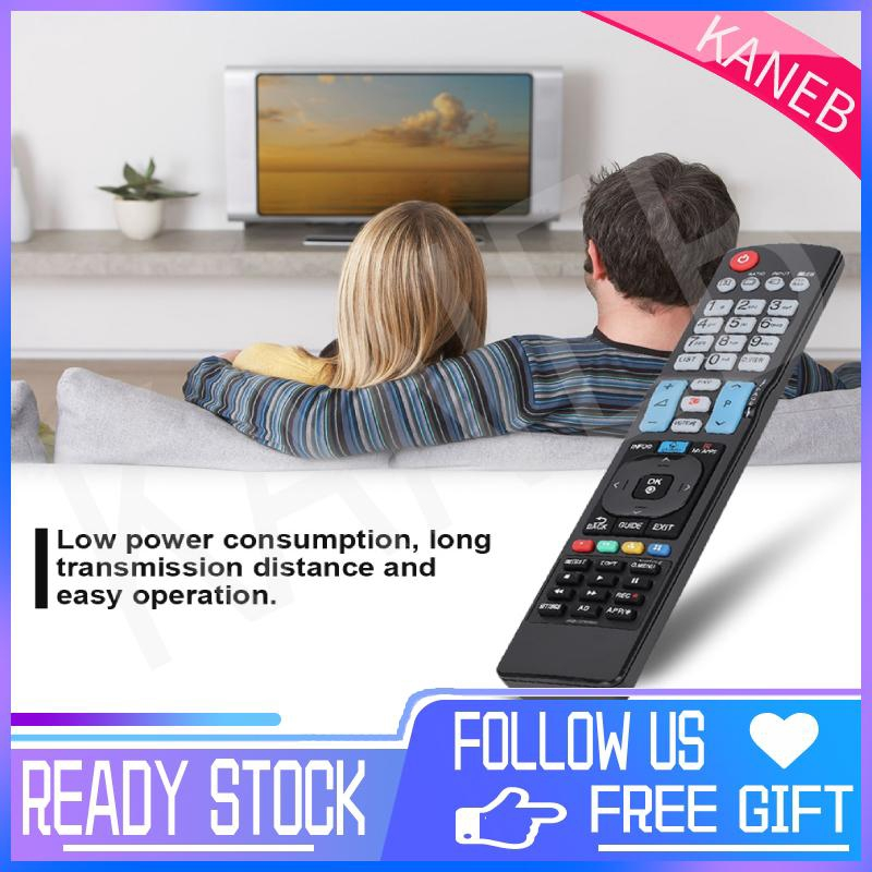 [Kaneb] Replacement LCD TV Remote Control Digital Products