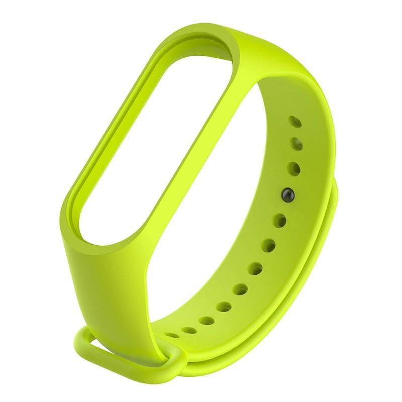 Dây đeo silicon cho đồng hồ thông minh Xiaomi Mi Band 3 4