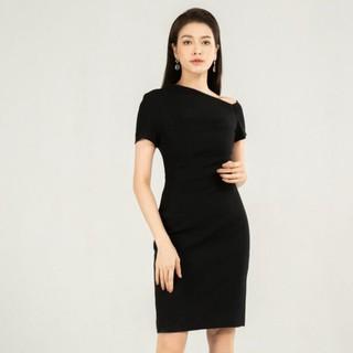 Đầm đen vai trần thiết kế Elise thumbnail