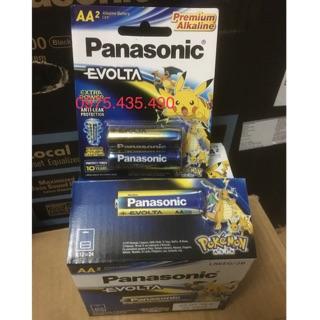 Pin Tiểu Evolta AA Panasonic LR6EG/2B 1,5V