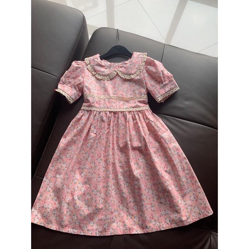 váy bé gái thiết kế