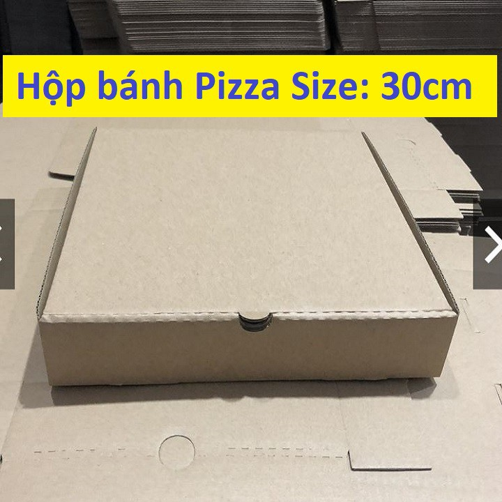 Combo 10 Hộp đựng bánh Pizza Size: 30 cm