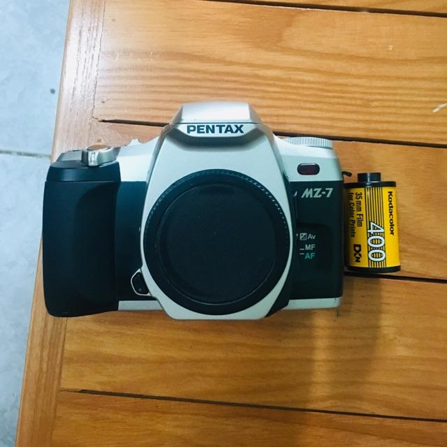 Máy ảnh film Pentax MZ-7 ( body only)