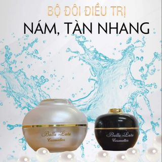 TẶNG SERUM JUIHE - HIỆU QUẢ CÓ CAM KẾT - Combo kem ngày và đêm lấy lại làn da đẹp cho phụ nữ thumbnail