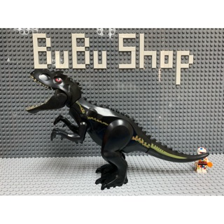 Lego khủng long Black Indominus REX Jurassic World
