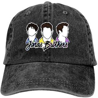 【Available】Men Women Camp Hair Cotton Denim Baseball Hat Adjustable Street Rapper Hat