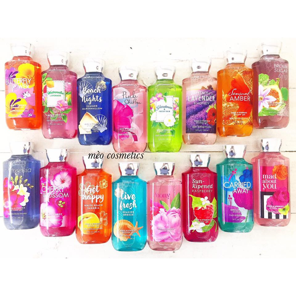Sữa tắm Bath & Body Works Shower Gel - 3409321 , 603182973 , 322_603182973 , 220000 , Sua-tam-Bath-Body-Works-Shower-Gel-322_603182973 , shopee.vn , Sữa tắm Bath & Body Works Shower Gel