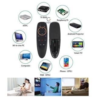 [Mã ELFLASH5 giảm 20K đơn 50K] Chuột bay điều khiển giọng nói G10s , Q6 – Dùng cho tivi, đầu thu android box.