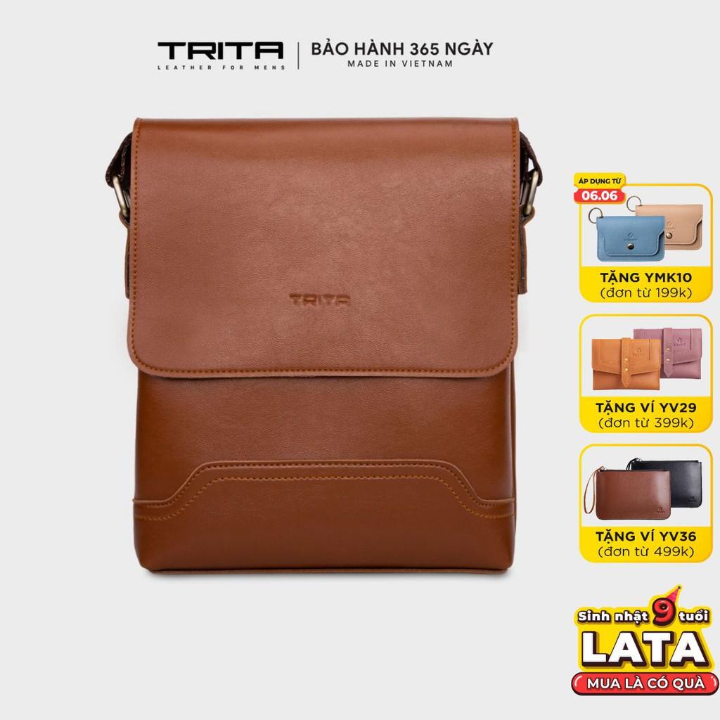 Túi đeo chéo nam - nữ thời trang TRITA RTN2 nhiều màu