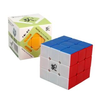 3x3x3 Colour-base Magic Cube Kids Anti-stress Educational Puzzles Toy Random