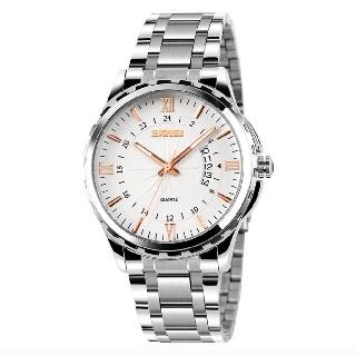 [Tặng vòng tay] Đồng hồ nam SKMEI thời trang chính hãng SK9069 Fullbox, dây hợp kim c