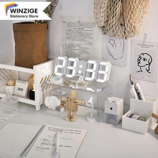 Đồng hồ báo thức điện tử đèn led dành cho trang trí nhà