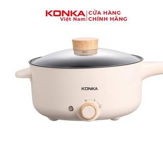 Nồi điện đa năng KONKA KZG-T3HP30 bảo hành 12 tháng thiết kế sang trọng, nhiệt độ cao, ổn định an toàn chống dính