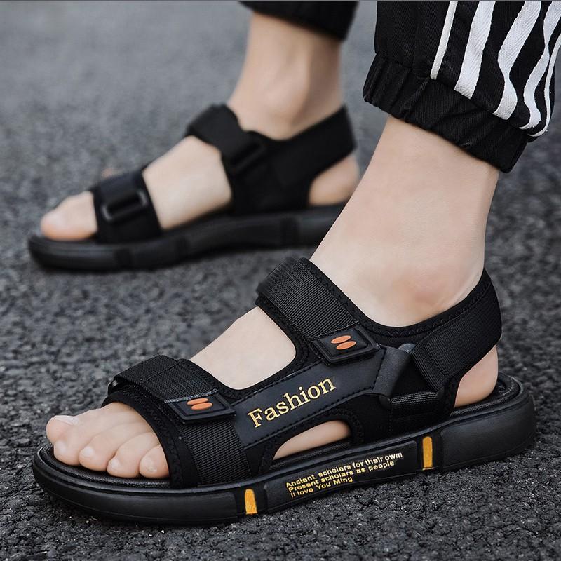 Giày Sandal Nam Chống Trượt Thời Trang