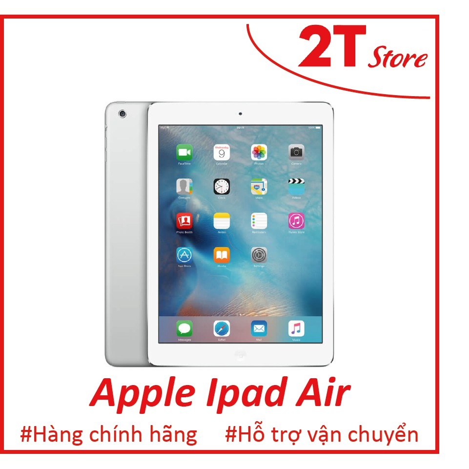 🎁 Máy tính bảng Apple Ipad Air Fullbox siêu mỏng (Wifi+4G)