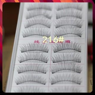 FREESHIP Hộp lông mi giả 20 cặp với lông mi giả hàn quốc siêu tự nhiên 8081 thumbnail