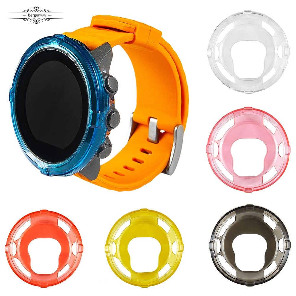 Replacement Smart Watch Protective Cover for Suunto Spartan Sport Wrist HR Baro