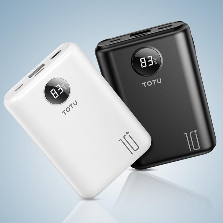 Pin sạc dự phòng TOTU  CPN-033 Charm series 10000mAh
