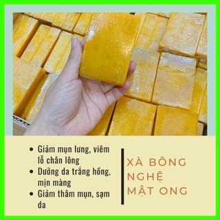 xà bông nghệ mật ong Sinh Dược , soap làm trắng sáng da, an toàn từ thiên nhiên. thumbnail