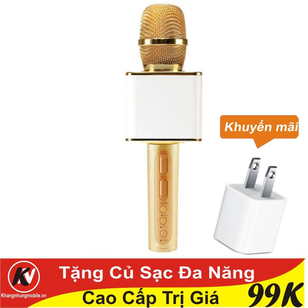 Combo Mic hát Karaoke bluetooth Ys 11 3in1 cao cấp (Vàng) + Củ Sạc Đa Năng - 3376385 , 1081979977 , 322_1081979977 , 430000 , Combo-Mic-hat-Karaoke-bluetooth-Ys-11-3in1-cao-cap-Vang-Cu-Sac-Da-Nang-322_1081979977 , shopee.vn , Combo Mic hát Karaoke bluetooth Ys 11 3in1 cao cấp (Vàng) + Củ Sạc Đa Năng