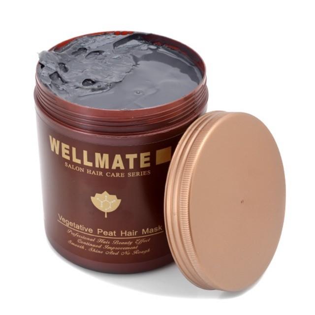{Cam Kết Chính Hãng} Ủ tóc Wellmate Vegetative Peat Hair Mask - 1000ml