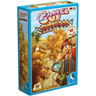 Board Game Camel Up Expansion Chính Hãng Pegasus Press
