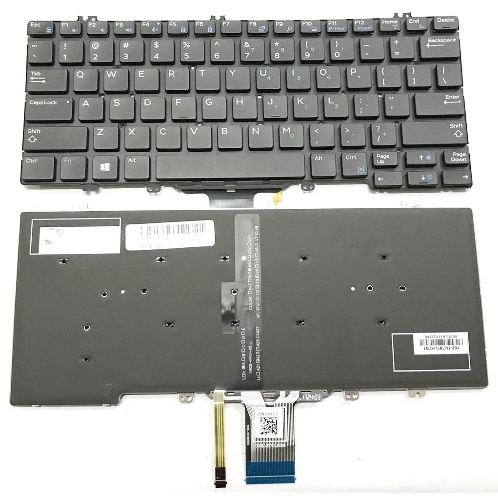 #爆款 New Disassemble Dell Latitude E5280 5288 5289 7280 7380 E7220 7290 Keyboard Backlight