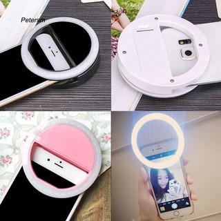 Đèn Led Kẹp Điện Thoại Hỗ Trợ Chụp Ảnh Selfie Dành Cho Điện Thoại Android / Iphone