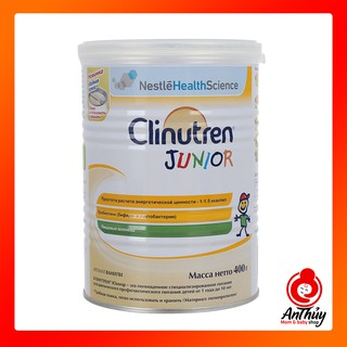 Sữa béo Clinutren Junior 400g thumbnail