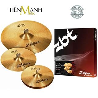 [Chính Hãng USA] Bộ Cymbal Zildjian ZBTS3P-9 Box set (13-14-18) ZBTS3P9