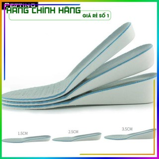 01 cặp Lót giày nam, lót tăng chiều cao từ 1.5cm đến 3.5cm phù hợp cho cả giày nam và nữ PETTINO-TX02 thumbnail