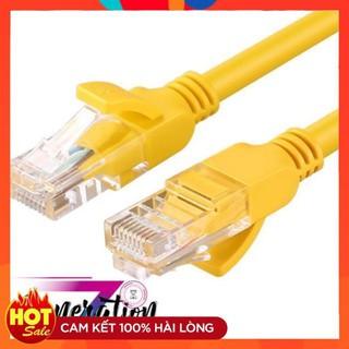 [Chính Hãng] Dây mạng bấm sẵn dài 1.5m-dây mạng lan internet tốt xịn cao cấp thumbnail
