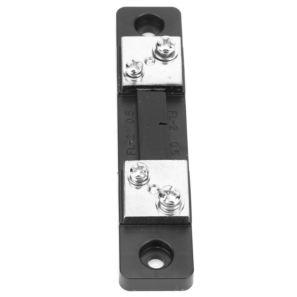 Điện trở shunt AMP 75mV FL-2 cho ampe kế kỹ thuật số 50A/10A