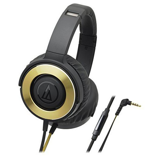Tai nghe Audio-Technica ATH-WS550iS (BGD)