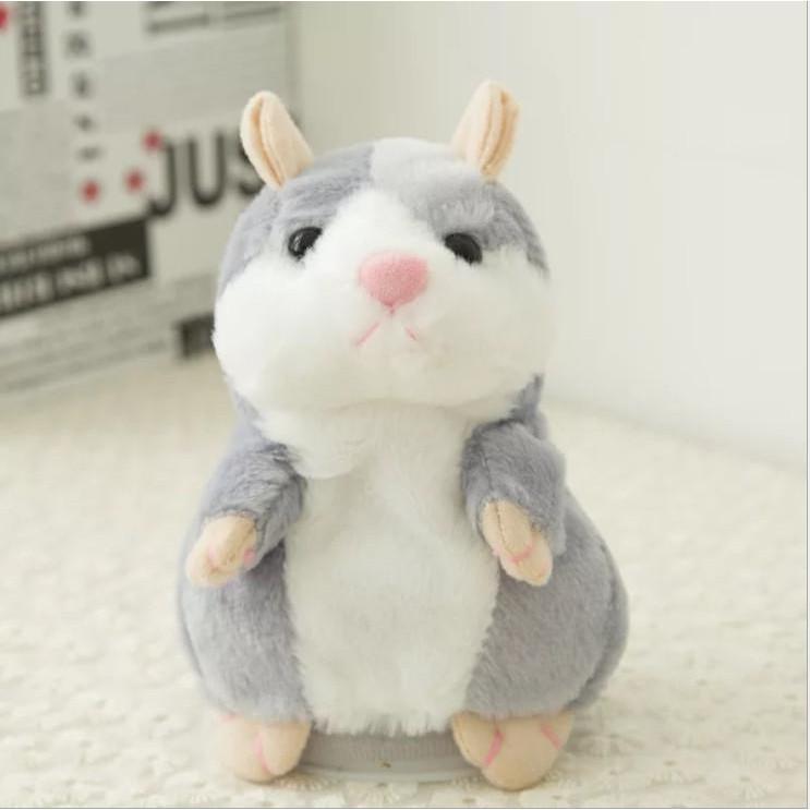 Chú chuột Hamster bắt chước theo tiếng nói của bé yêu ngộ nghĩnh (Xám) - 3613797 , 1084615804 , 322_1084615804 , 180000 , Chu-chuot-Hamster-bat-chuoc-theo-tieng-noi-cua-be-yeu-ngo-nghinh-Xam-322_1084615804 , shopee.vn , Chú chuột Hamster bắt chước theo tiếng nói của bé yêu ngộ nghĩnh (Xám)