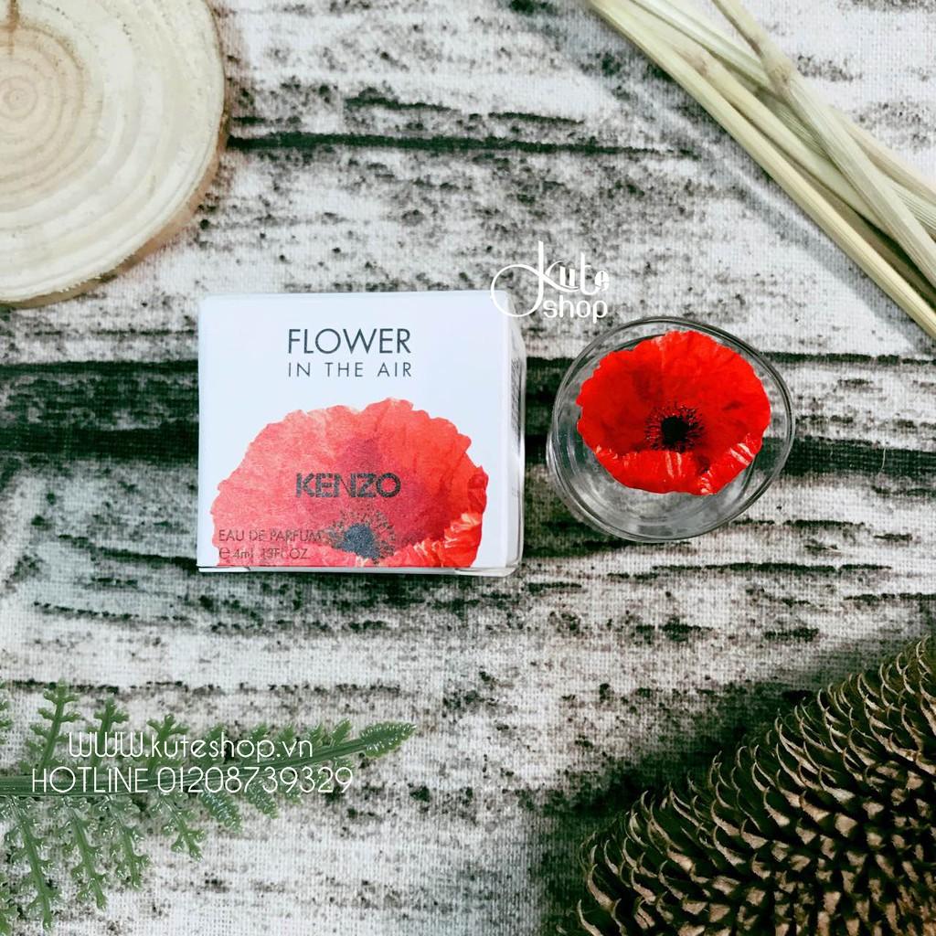 Kenzo Flower In The Air 4ml (nước hoa mini nữ)