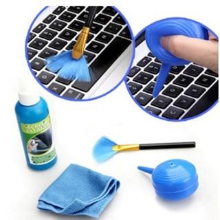 Bộ vệ sinh laptop 4 món làm sạch tiện lợi giá rẻ