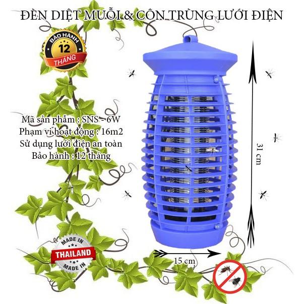Đèn diệt côn trùng SNS-6W - 15140313 , 2361157226 , 322_2361157226 , 280000 , Den-diet-con-trung-SNS-6W-322_2361157226 , shopee.vn , Đèn diệt côn trùng SNS-6W