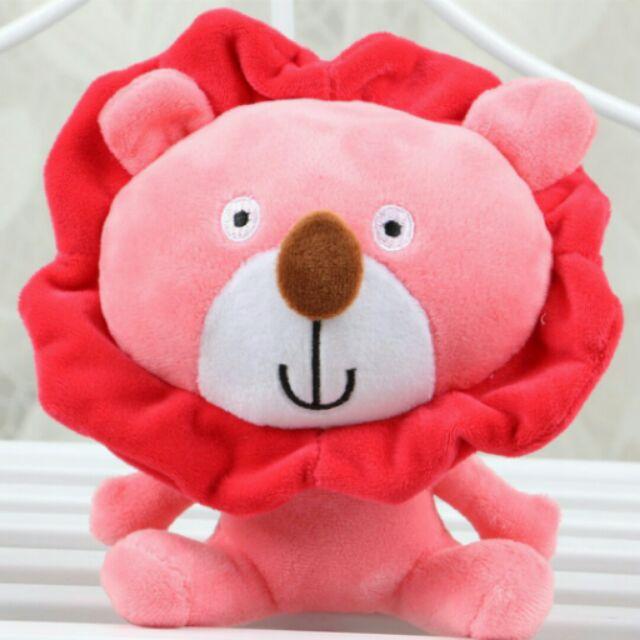 Sư tử bông màu hồng cho bé - 2873586 , 176010802 , 322_176010802 , 198000 , Su-tu-bong-mau-hong-cho-be-322_176010802 , shopee.vn , Sư tử bông màu hồng cho bé