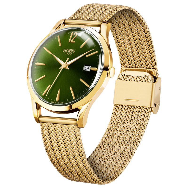 Đồng hồ nam Henry London HL39-M-0102 CHISWICK