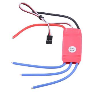 Hot Sale SimonK Firmware 20A Brushless ESC 3A 5V BEC For RC Multirotor Helicopter High Quality Accessories