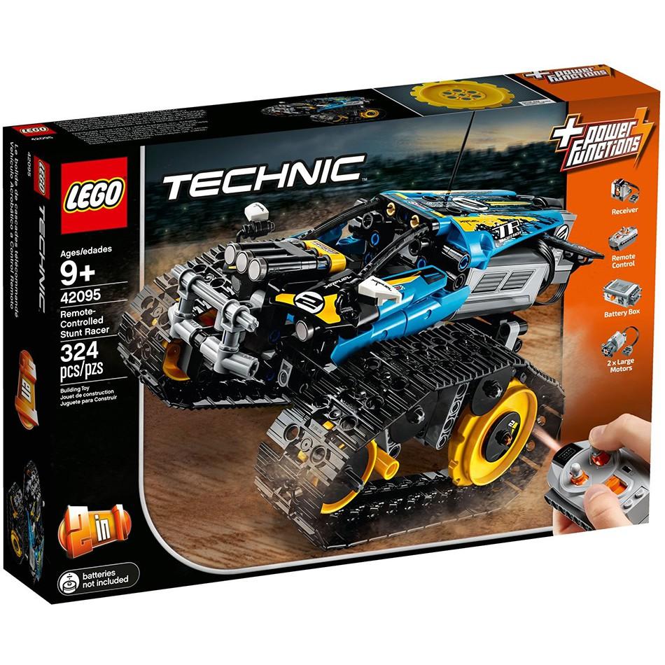 Chính Stunt Hãng42095 Controlled Technic Lego Racer Remote L354RAqcj