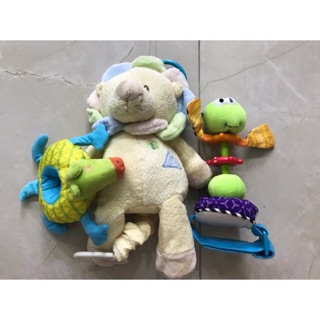 Sét 3 món đồ chơi thông minh có nhạc